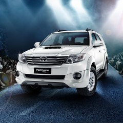 Toyota Fortuner TRD Sportivo 2015