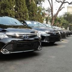 Toyota tiếp tục dẫn đầu thị trường ô tô về doanh thu và lợi nhuận