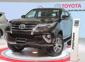 Toyota Fortuner 2017 – Kiệt tác SUV ra mắt thị trường Việt