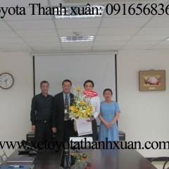 NVKD tiếp theo của Toyota Thanh Xuân gia nhập CLB Pyramid VN