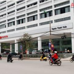 Toyota Thanh Xuân chính thức hoạt động