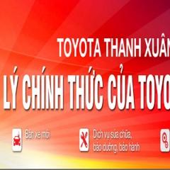 Đại lý Toyota Hà Nội, danh sách đại lý toyota miền bắc, dai ly toyota
