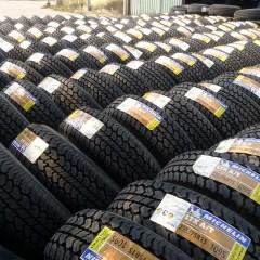 Lốp xe không cấu tạo bằng cao su?