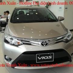 Toyota VN giới thiệu Vios thế hệ đột phá 2014 | Giá xe Vios 2014 | Toyota Vios 2015