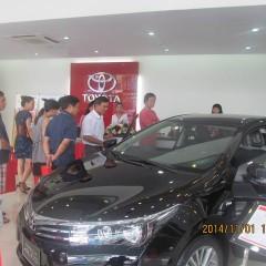 Toyota Thanh Xuân – Lái thử xe ngay – Nhận quà liền tay