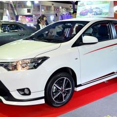 Ngắm nhìn dung nhan Toyota Vios TRD Sportivo tại Việt Nam