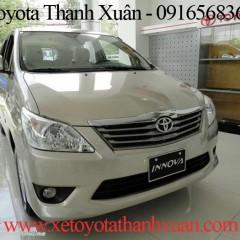 Toyota Innova 2015