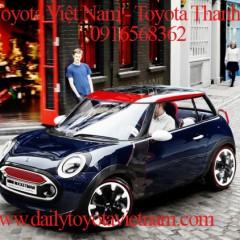 Mini Minor – Sự phối hợp hoàn hảo giữa Toyota và BMW