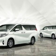 Toyota Alphard – Xe minivan hạng sang thế hệ mới trình làng