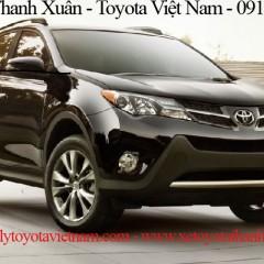 Toyota RAV4 Business Edition – Biểu tượng của sự thành đạt
