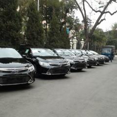 Toyota dẫn đầu thị trường thế giới tháng thứ 5 liên tiếp