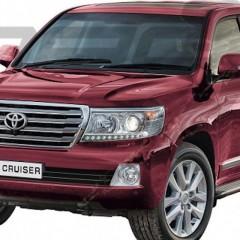 Toyota Land Cruiser phiên bản cải tiến sắp ra mắt