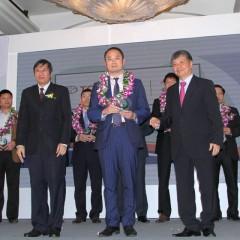 Toyota Việt Nam tăng trưởng 33% trong tháng 4.2015