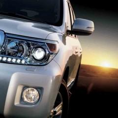 Toyota Land Cruiser V8 VX lộ tài liệu thiết kế 2016