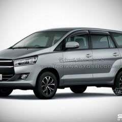 Toyota Innova 2016 sắp trình làng có giá bao nhiêu?