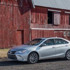 Toyota Camry 2015: Sản phẩm thuần và đậm Mỹ nhất