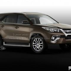 Toyota Fortuner 2016 bổ sung thêm động cơ