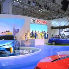 Top 10 dòng xe bán chạy nhất Việt Nam năm 2015