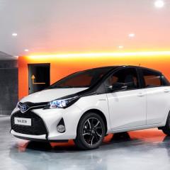 Toyota Yaris 2016 chuẩn bị ra mắt