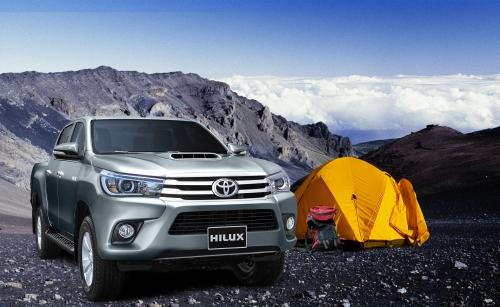 Dòng xe Toyota Hilux 2016 của Toyota đang là một trong những sản phẩm bán chạy nhất của Toyota Việt Nam.