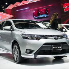 Top 10 xe bán chạy 9.2016: Toyota Việt Nam tiếp tục xưng vương