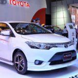 Doanh số bán của Toyota Việt Nam tăng 19%